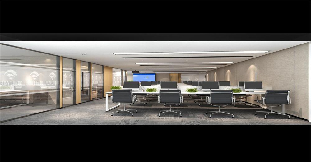 新富资本-办公区
