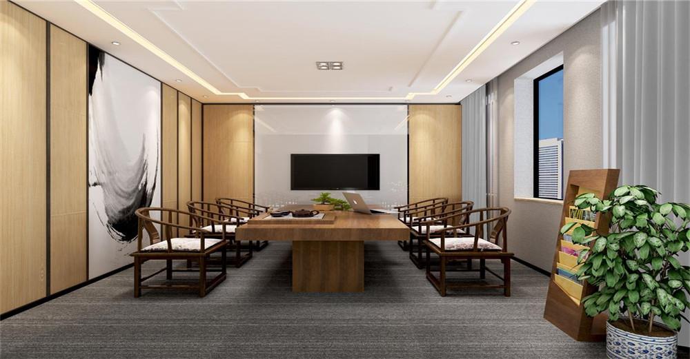 新富资本-洽谈室